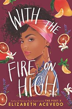 Book Jacket: With the Fire on High