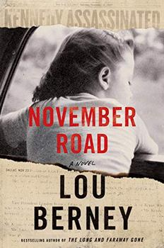 Book Jacket: November Road