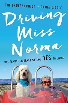 Book Jacket: Driving Miss Norma