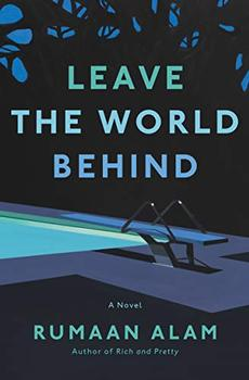 Book Jacket: Leave the World Behind