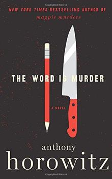 Book Jacket: The Word Is Murder