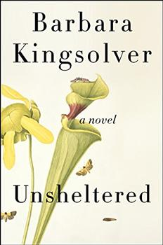 Book Jacket: Unsheltered