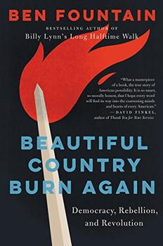 Book Jacket: Beautiful Country Burn Again