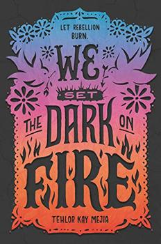 Book Jacket: We Set the Dark on Fire