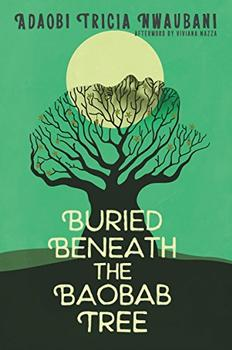 Book Jacket: Buried Beneath the Baobab Tree