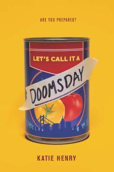 Book Jacket: Let's Call It a Doomsday