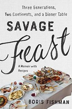 Book Jacket: Savage Feast