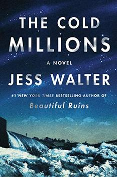 Book Jacket: The Cold Millions
