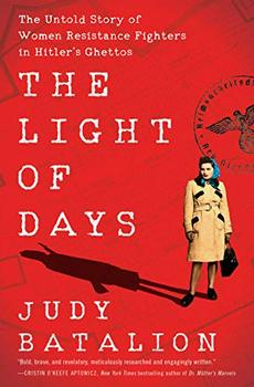 Book Jacket: The Light of Days