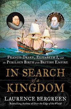 Book Jacket: In Search of a Kingdom