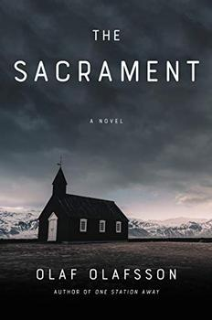 Book Jacket: The Sacrament