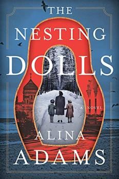 Book Jacket: The Nesting Dolls