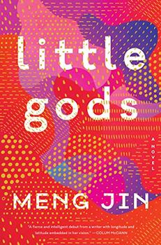 Book Jacket: Little Gods