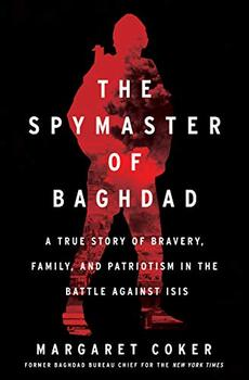 Book Jacket: The Spymaster of Baghdad