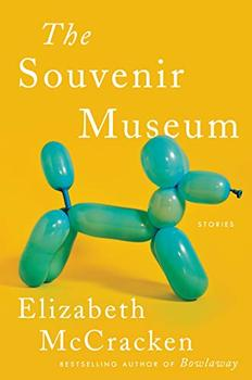 Book Jacket: The Souvenir Museum