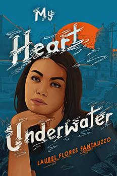 Book Jacket: My Heart Underwater