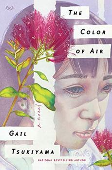 Book Jacket: The Color of Air