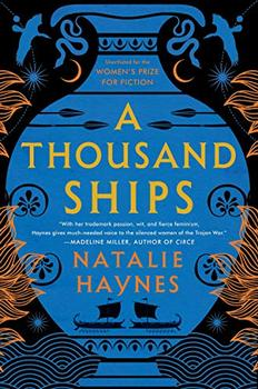 Book Jacket: A Thousand Ships