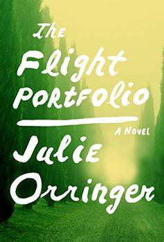 Book Jacket: The Flight Portfolio