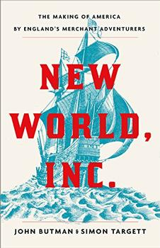 Book Jacket: New World, Inc.