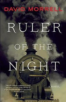 Book Jacket: Ruler of the Night