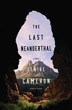 Book Jacket: The Last Neanderthal
