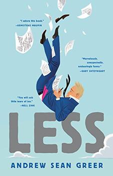 Book Jacket: Less
