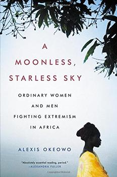 Book Jacket: A Moonless, Starless Sky