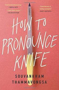 Book Jacket: How to Pronounce Knife