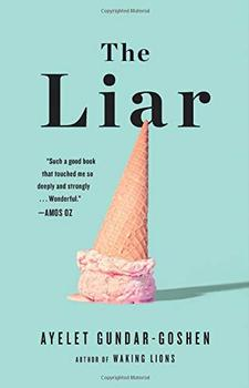 Book Jacket: The Liar
