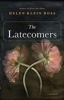 Book Jacket: The Latecomers