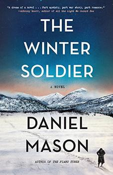 Book Jacket: The Winter Soldier