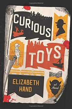 Book Jacket: Curious Toys