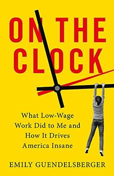 Book Jacket: On the Clock