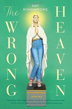Book Jacket: The Wrong Heaven