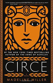 Book Jacket: Circe