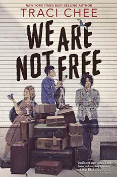 Book Jacket: We Are Not Free