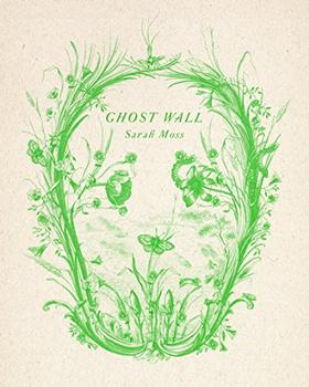 Book Jacket: Ghost Wall