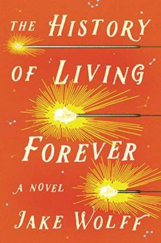 Book Jacket: The History of Living Forever