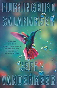 Book Jacket: Hummingbird Salamander