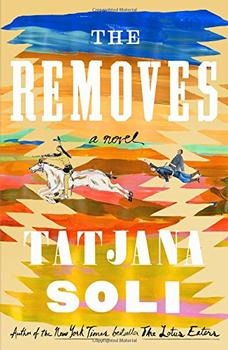 Book Jacket: The Removes
