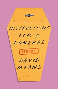 Book Jacket: Instructions for a Funeral