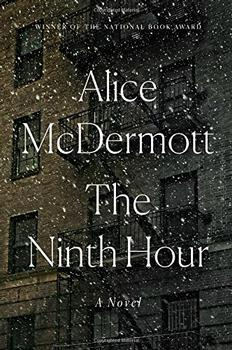 Book Jacket: The Ninth Hour