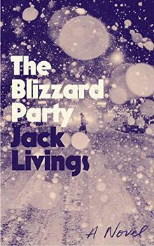 Book Jacket: The Blizzard Party