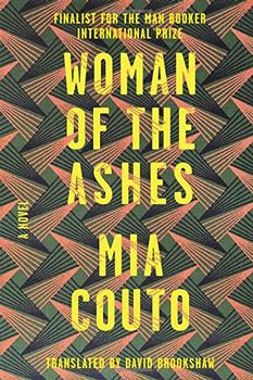 Book Jacket: Woman of the Ashes
