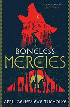 Book Jacket: The Boneless Mercies