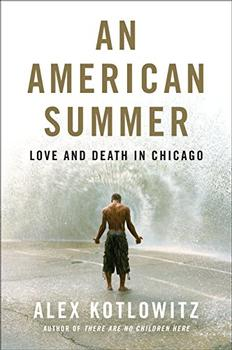 Book Jacket: An American Summer