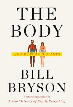 Book Jacket: The Body