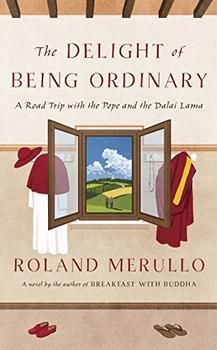 Book Jacket: The Delight of Being Ordinary
