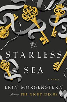 Book Jacket: The Starless Sea